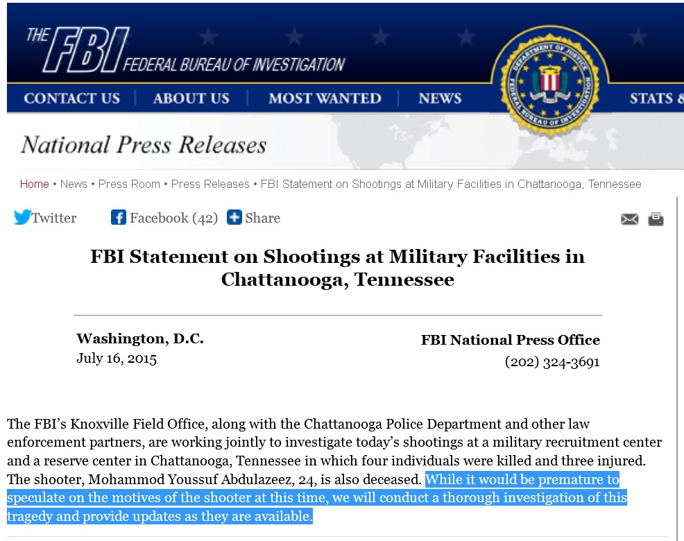 fbi chattanooga shooting