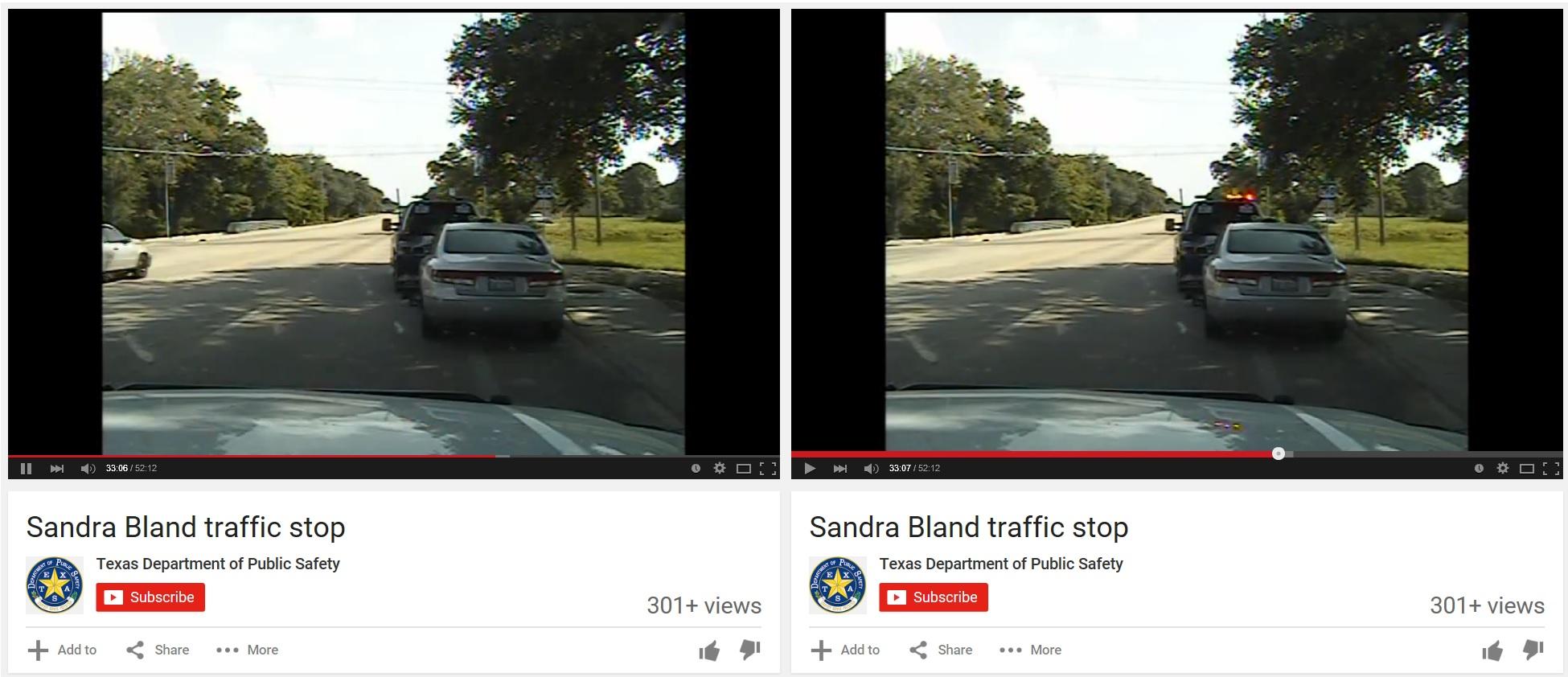 Dashcam Video of Violent Arrest of Sandra Bland Was Edited