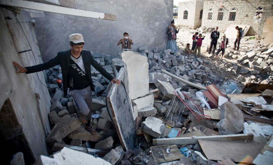 4,500 Killed in Yemen in 150 Days of Saudi-Led Bombing; Al-Qaeda Is Growing