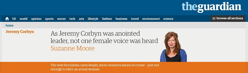 guardian corbyn female voice