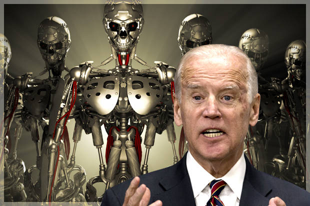 Hillarybots fear Biden nomination would split Clinton's votes, helping Sanders
