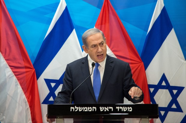 "Right-wing Israeli PM Netanyahu blasted for ""distorting"" Holocaust history for political gain"