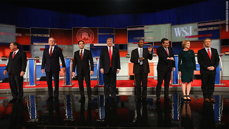 GOP presidential candidates fear-monger about the Middle East and Islam, yet know nothing about either