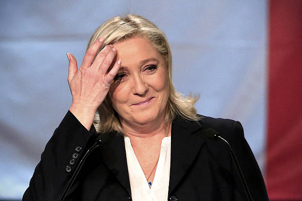 Is France going fascist? Extreme-right National Front is now the most popular party