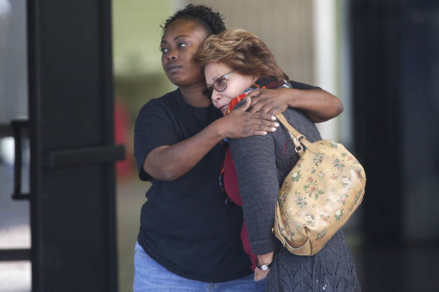 Daily mass shootings are an infinitely greater threat than Middle Eastern refugees