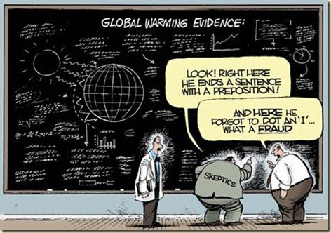How to Debunk 2 Climate Change Denier Myths