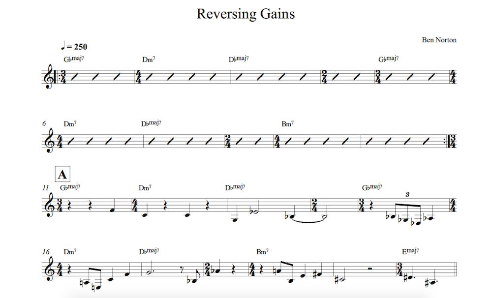 Reversing Gains