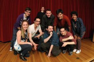Improv Team group photo 2016