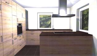 neue Küchenplanung