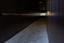The corridor - inside