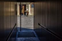 The corridor - out