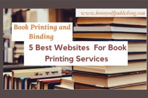 book printing