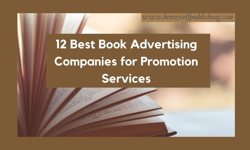 book advertising companies