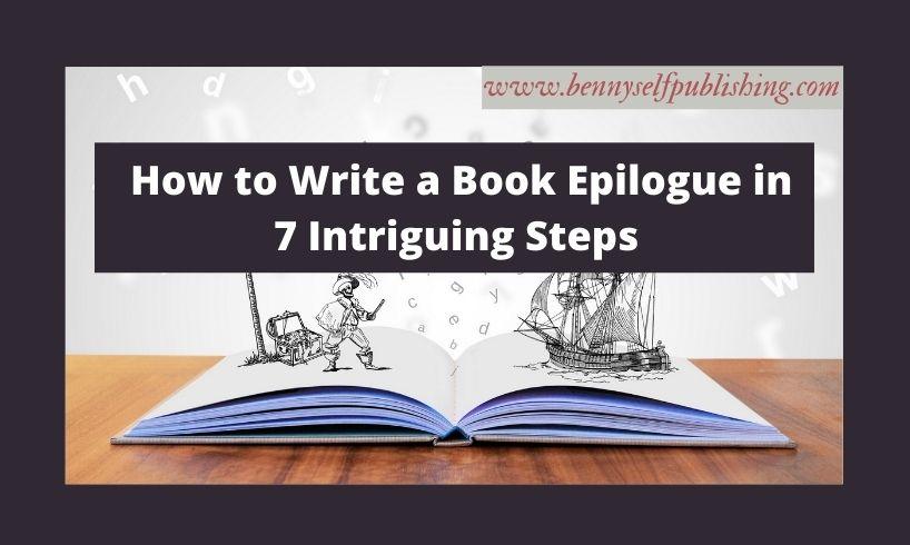 Write a Book Epilogue