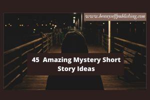 mystery short story