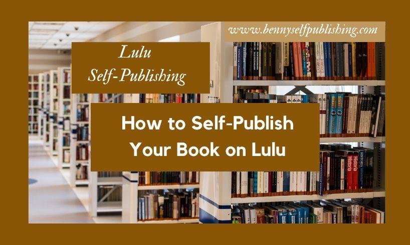 book on lulu