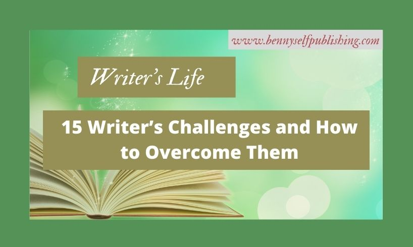 writer's challenges