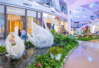 Bvulgari at The Shops at Crystals