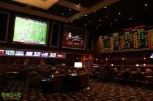 Bellagio Sportsbook in Las Vegas