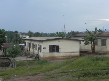 House in Ghana