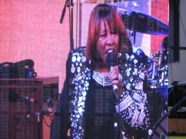 Blues great, Denise Lasalle.