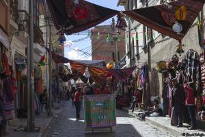 Mon voyage en Argentine, Bolivie