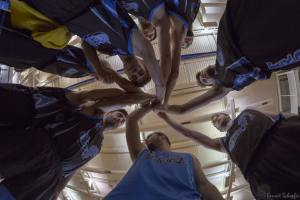 Basket, Waterjets, Genève, 2014