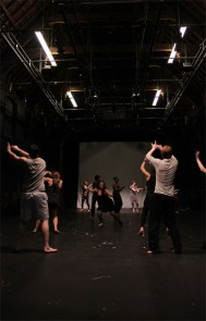 Performance Workshop - Castle Theatre Aberystwyth - 2012