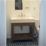 Table Style Bathroom Vanity