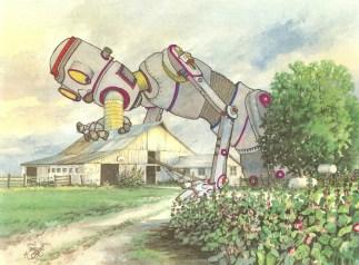 The Recharging Robot
