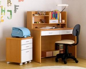 家具のわくわくランド学習机