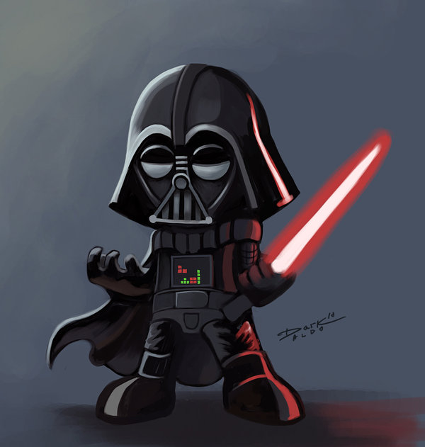 15 Of The Cutest Darth Vaders You Ll Find In This Galaxy