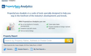 Propertyguru Analytics Search