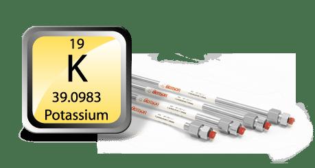 Potassium Columns