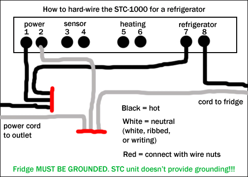 ranco etc wiring diagram wiring diagram how to wire a ranco etc 111000 thermostat