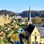 Luxembourg, Luxembourg City, Bens Travels
