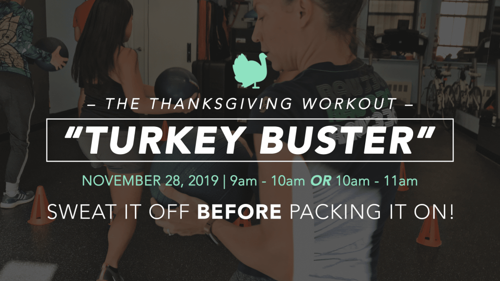 Thanksgiving Workout