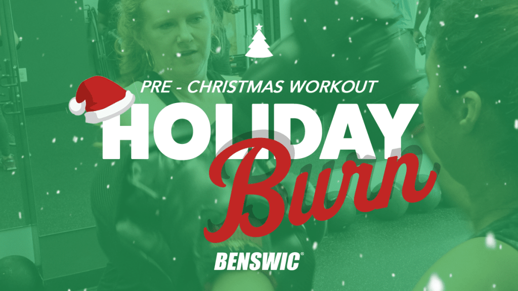 Benswic Holiday Burn