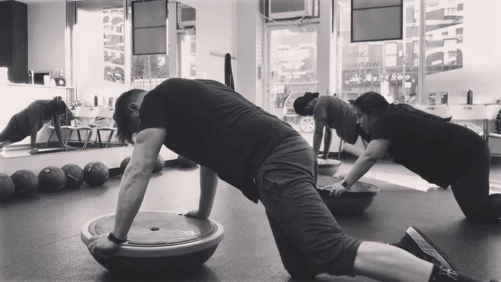 Reopen Gym Semi-Private Training Benswic