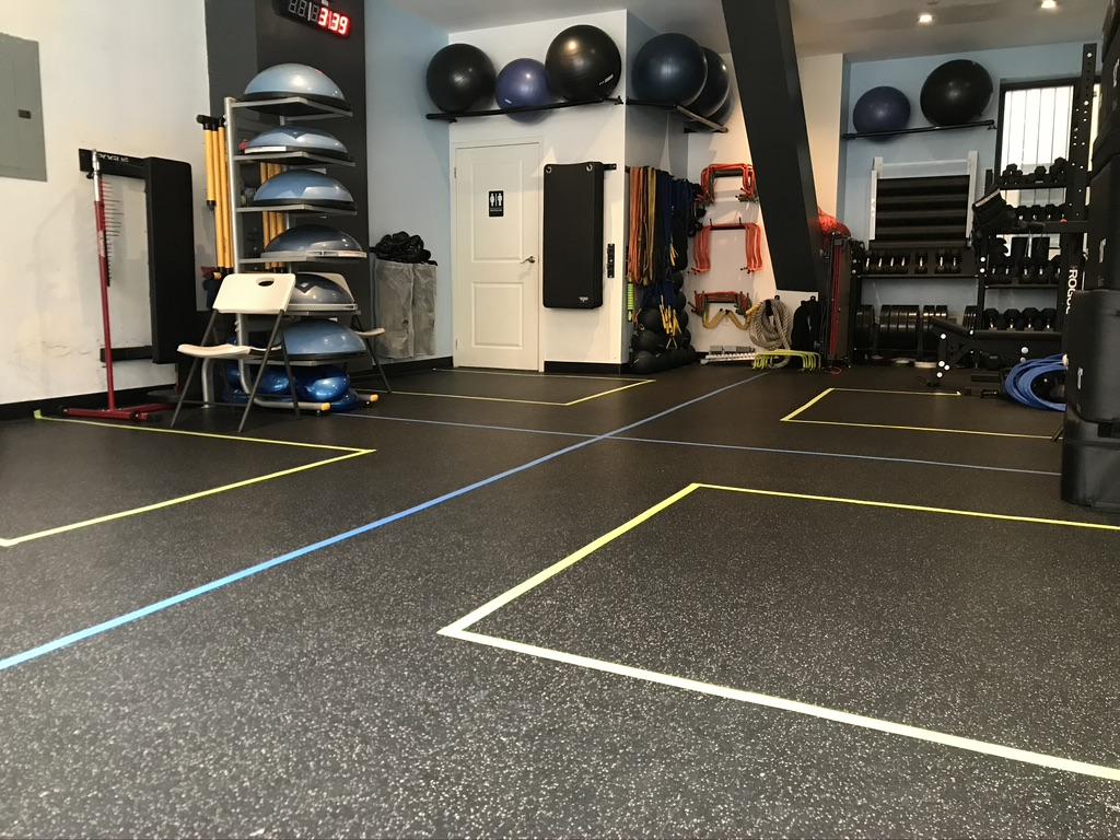 Benswic Fitness ReOpening COVID-19 Harlem NYC Gym