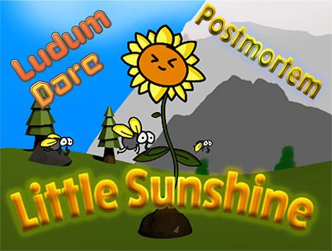 Little Sunshine – Ludum Dare 46 Postmortem