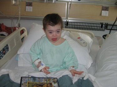 The day he was diagnosed with leukemia