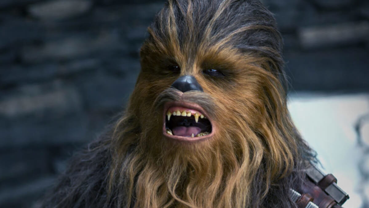 Why would Chewbacca have a name he cannot pronounce?
