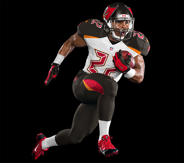 Did the Tampa Bay Buccaneers go to the Arena Football League and someone forgot to tell me?