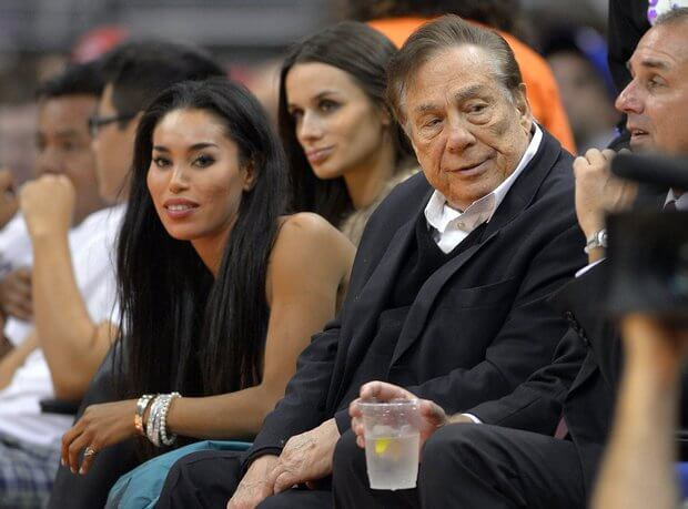 Donald Sterling doesn't care if his girlfriend has sex with someone who has HIV