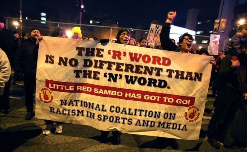 Why I changed my mind about the Redskins controversy