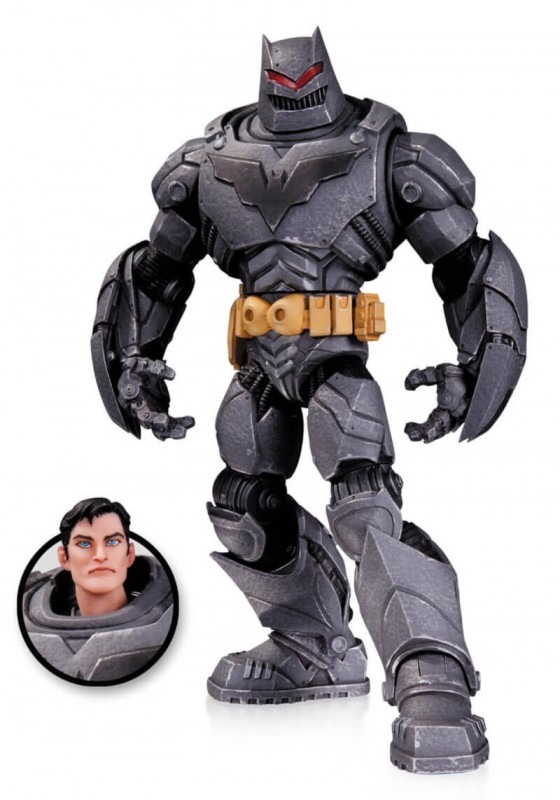 Thrasher Suit Batman Deluxe Figure by Greg Capullo