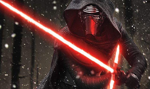 What is with all the Kylo Ren merchandise?