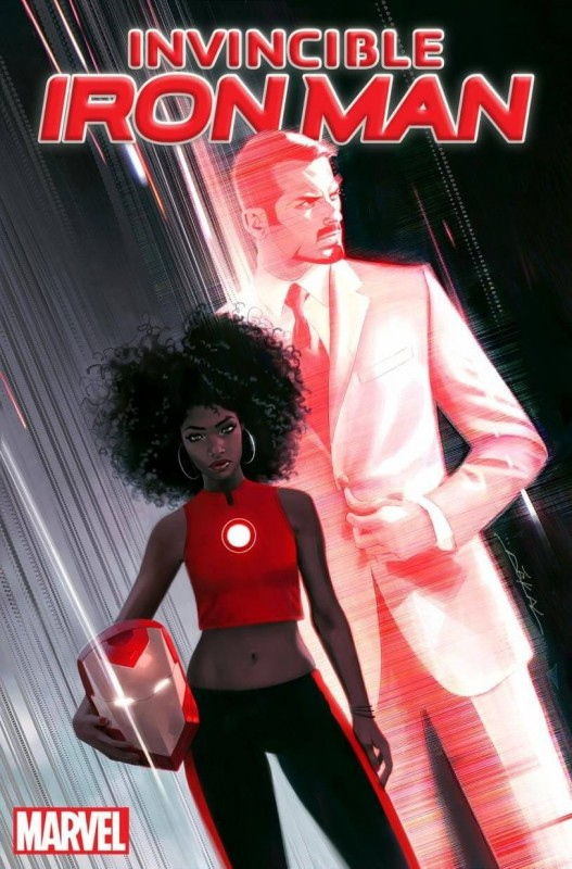 Iron Man to become a black teenage girl