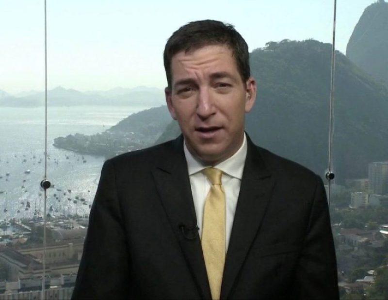 Glenn Greenwald is an idiot